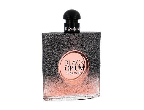 Yves Saint Laurent Black Opium Floral Shock 90 ml EDP pro ženy