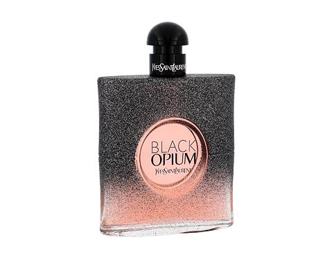 Yves Saint Laurent Black Opium Floral Shock 90 ml EDP pro ženy