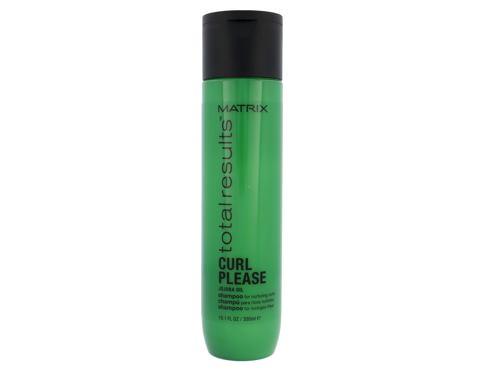 Matrix Total Results Curl Please 300 ml šampon pro ženy