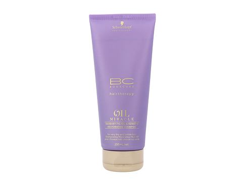 Schwarzkopf BC Bonacure Oil Miracle Barbary Fig Oil 200 ml šampon pro ženy