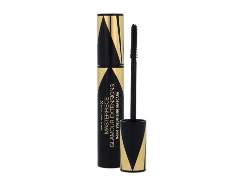 Max Factor Masterpiece Glamour Extensions 3in1 12 ml řasenka Black pro ženy