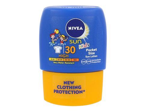 Nivea Sun Kids SPF30 50 ml opalovací přípravek na tělo unisex