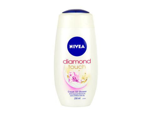 Nivea Care & Diamond 250 ml sprchový gel pro ženy