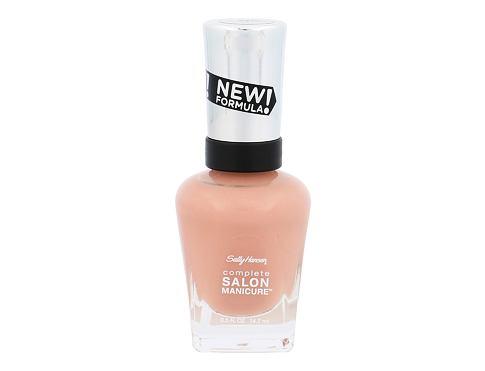 Sally Hansen Complete Salon Manicure 14,7 ml lak na nehty 230 Nude Now pro ženy