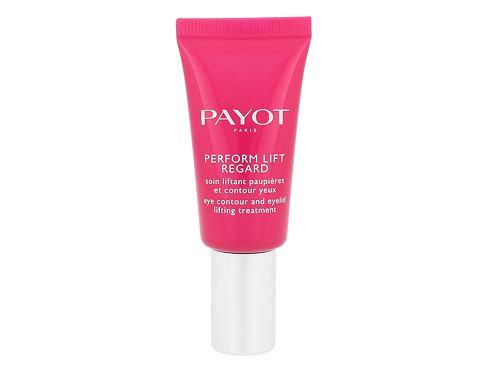 PAYOT Perform Lift Regard 15 ml oční krém pro ženy