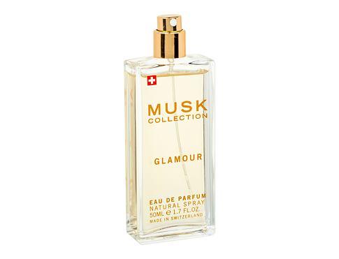 MUSK Collection Glamour 50 ml EDP Tester pro ženy