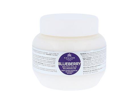 Kallos Cosmetics Blueberry 275 ml maska na vlasy pro ženy