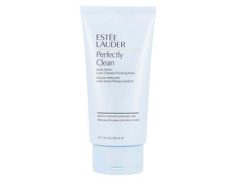 Estée Lauder Perfectly Clean Foam Cleanser & Purifying Mask 150 ml čisticí pěna pro ženy