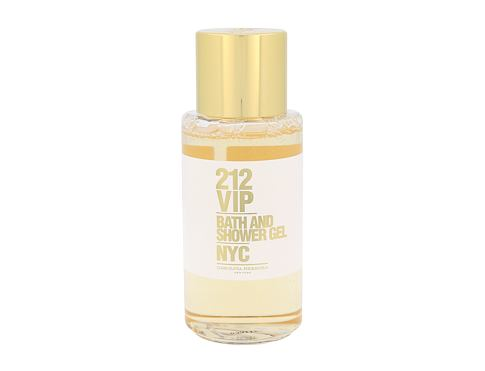 Carolina Herrera 212 VIP 200 ml sprchový gel pro ženy