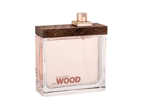 Dsquared2 She Wood 100 ml EDP Tester pro ženy