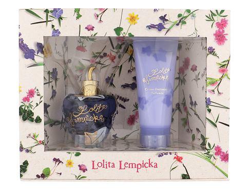 Lolita Lempicka Le Premier Parfum EDP dárková sada pro ženy - EDP 100 ml + tělový krém 100 ml