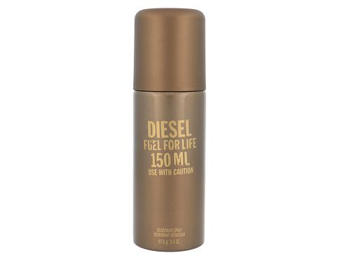 Diesel Fuel For Life Homme 150 ml deodorant Deospray pro muže