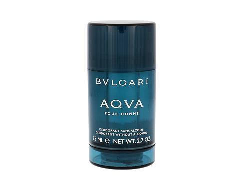Bvlgari Aqva Pour Homme 75 ml deodorant Deostick pro muže