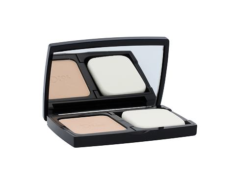 Make-up Christian Dior Diorskin Forever Compact Flawless Perfection Fusion Wear SPF25 10 g 010 Ivory poškozená krabička