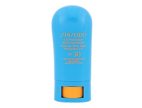 Shiseido Sun Protection Stick SPF30 9 g makeup Tester Beige pro ženy