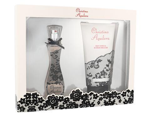 Christina Aguilera Christina Aguilera EDP dárková sada pro ženy - EDP 30 ml + sprchový gel 150 ml