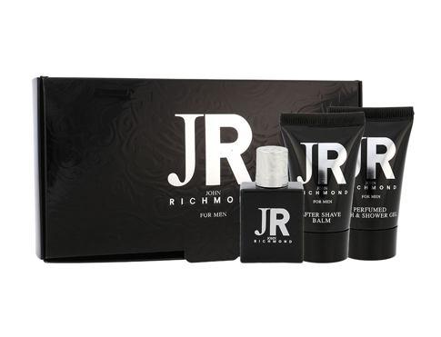 John Richmond John Richmond For Men EDT dárková sada pro muže - EDT 4,5 ml + balzám po holení 25 ml + sprchový gel 25 ml