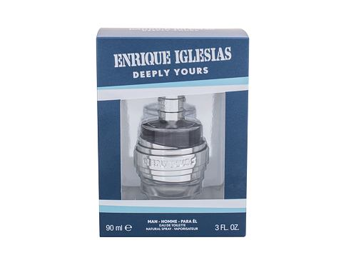 Enrique Iglesias Deeply Yours Man 90 ml EDT pro muže