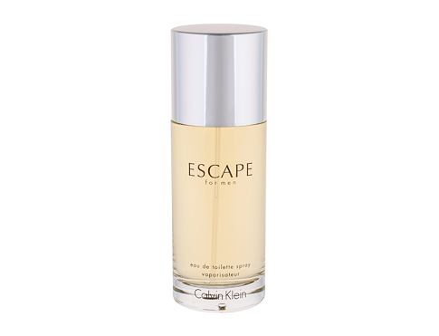 Calvin Klein Escape For Men 100 ml EDT pro muže