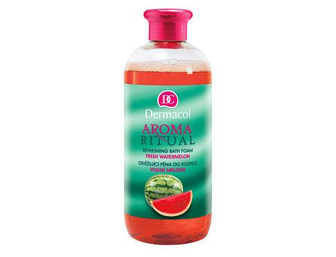 Dermacol Aroma Ritual Fresh Watermelon 500 ml pěna do koupele pro ženy