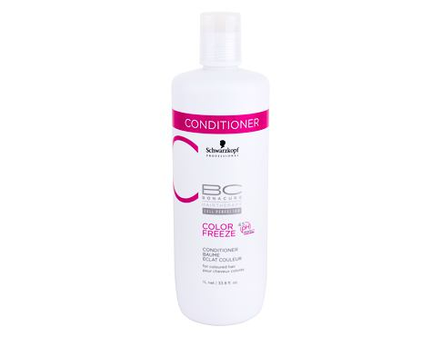 Schwarzkopf BC Bonacure Color Freeze 1000 ml kondicionér pro ženy