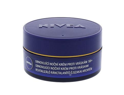 Nivea Anti Wrinkle Revitalizing 50 ml noční pleťový krém pro ženy