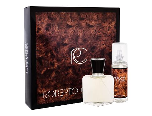 Roberto Capucci Capucci Pour Homme EDT dárková sada pro muže - EDT 100 ml + deodorant 120 ml