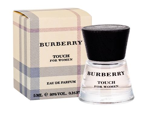 Burberry Touch For Women 5 ml EDP pro ženy