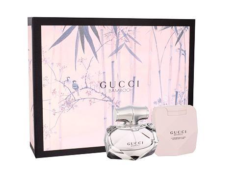 Gucci Gucci Bamboo EDP dárková sada pro ženy - EDP 50 ml + tělové mléko 100 ml