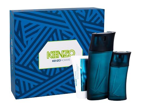 KENZO Pour Homme EDT dárková sada pro muže - EDT 100 ml + EDT 30 ml + balzám po holení 50 ml
