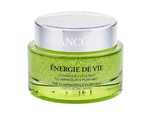 Lancome Énergie De Vie Exfoliating Mask 75 ml pleťová maska pro ženy