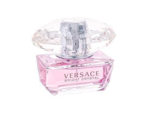 Versace Bright Crystal 50 ml EDT pro ženy