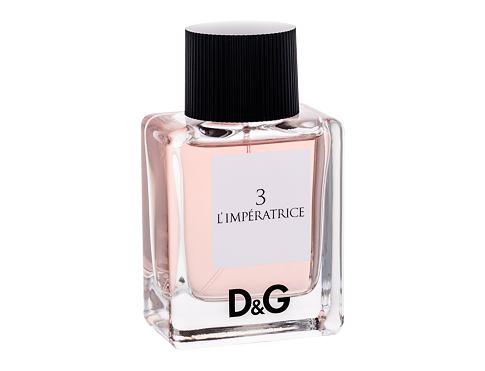 Dolce&Gabbana D&G Anthology L´imperatrice 3 50 ml EDT pro ženy