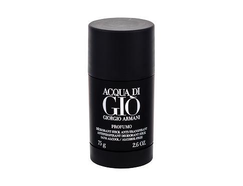 Giorgio Armani Acqua di Gio Profumo 75 ml deodorant Deostick pro muže