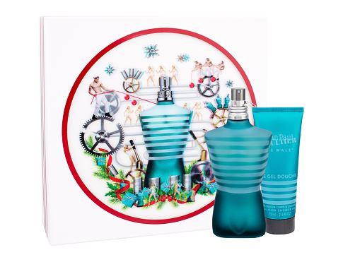 Jean Paul Gaultier Le Male EDT dárková sada pro muže - EDT 125 ml + sprchový gel 75 ml