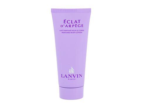 Lanvin Éclat D´Arpege 100 ml tělové mléko pro ženy