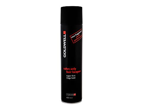 Lak na vlasy Goldwell Salon Only Super Firm Mega Hold 600 ml