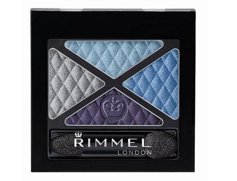 Rimmel London Glam Eyes Quad 4,2 g oční stín 023 Beauty Spells pro ženy