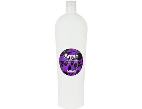 Kallos Cosmetics Argan 1000 ml šampon pro ženy