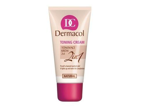 Dermacol Toning Cream 2in1 30 ml bb krém 05 Bronze pro ženy