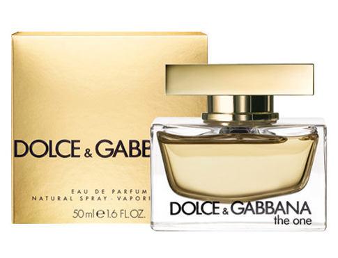 Dolce&Gabbana The One 50 ml EDP Poškozená krabička pro ženy