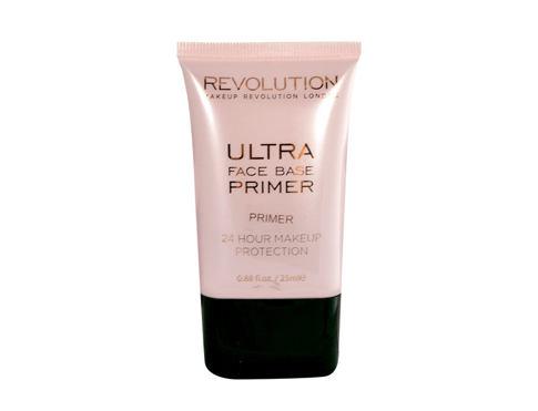 Makeup Revolution London Ultra Face Base Primer 25 ml podklad pod makeup pro ženy