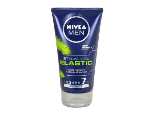 Nivea Men Elastic 150 ml gel na vlasy pro muže