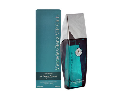 Mercedes-Benz Vip Club Pure Woody by Harry Fremont 100 ml EDT Tester pro muže