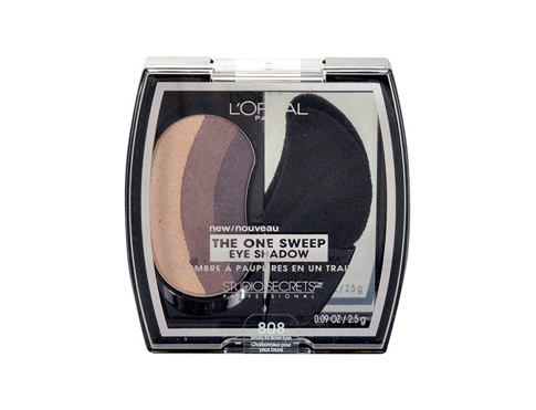 Oční stín L´Oréal Paris Studio Secrets The One Sweep 2,5 g 808 Smoky For Brown Eyes