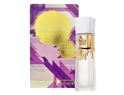 Justin Bieber Collector´s Edition 100 ml EDP pro ženy