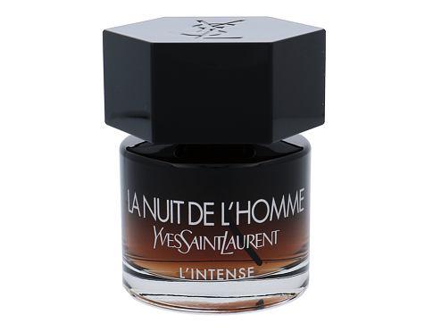 Yves Saint Laurent La Nuit De L´Homme L´Intense 60 ml EDP pro muže