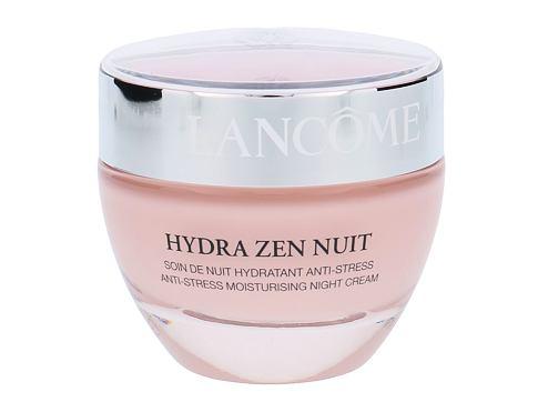 Lancome Hydra Zen 50 ml noční pleťový krém pro ženy