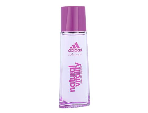 Adidas Natural Vitality For Women 50 ml EDT pro ženy