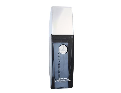 Mercedes-Benz Vip Club Black Leather by Honorine Blanc 50 ml EDT pro muže